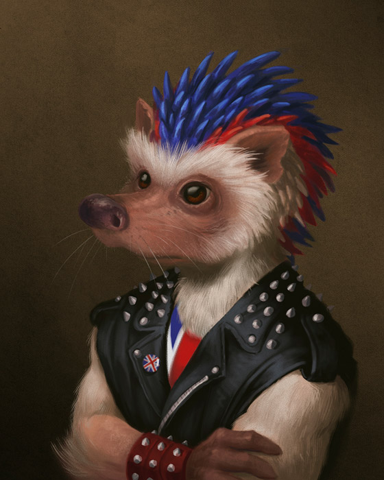 ian_dale_punk_hedgehog
