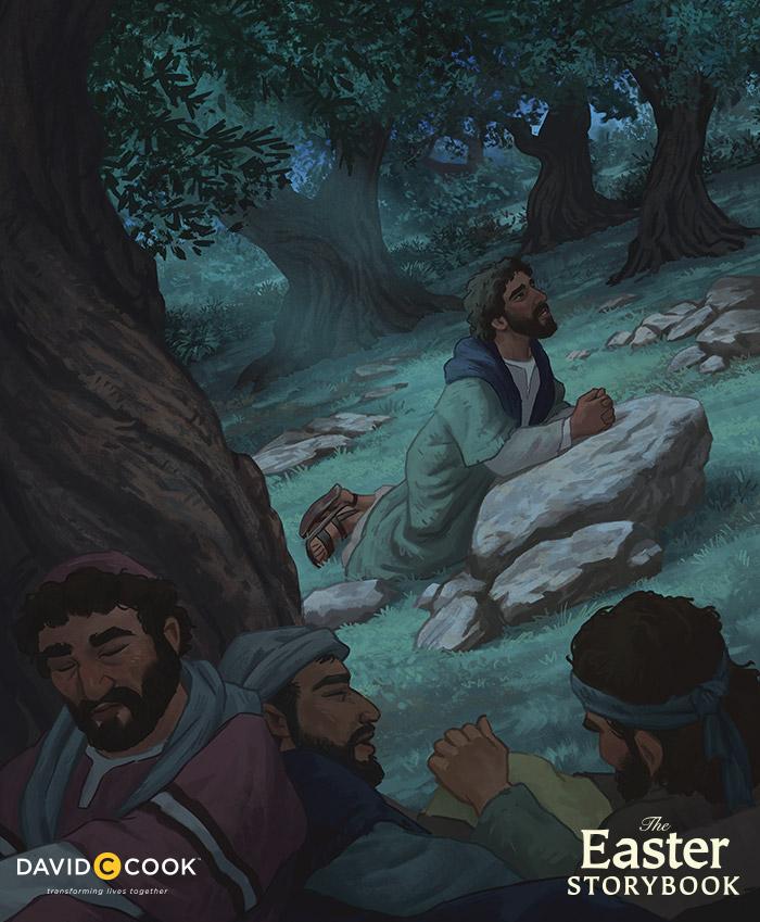 EasterStorybook_IanDale_Gethsemene